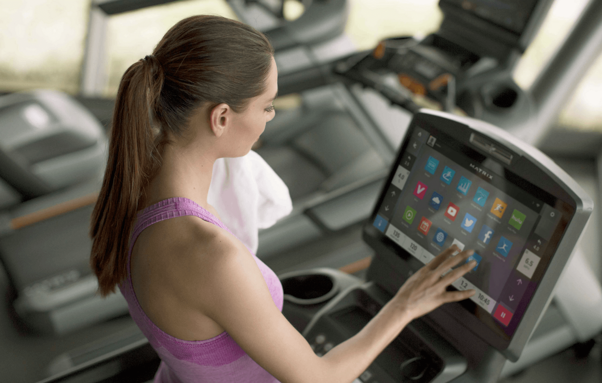 Matrix Fitness T7xi Treadmill (1)