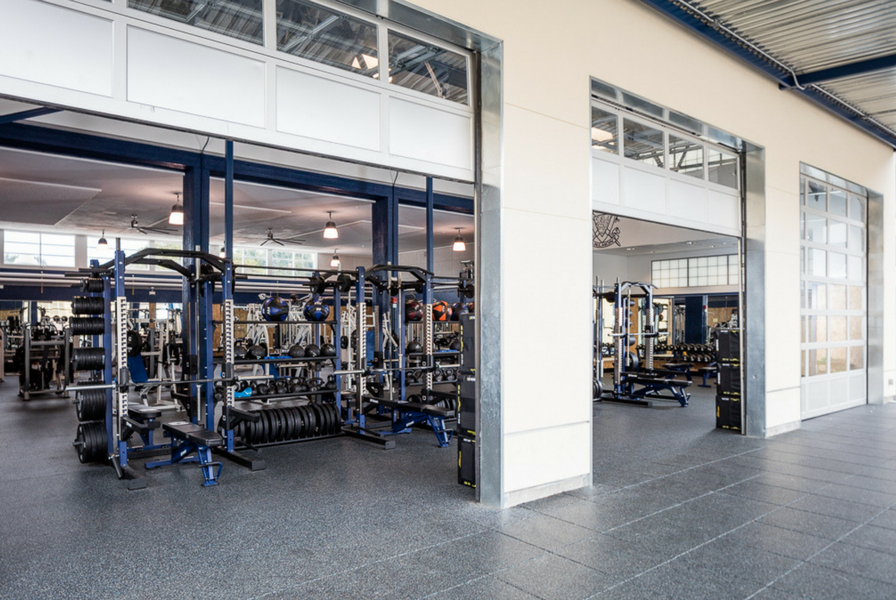 Carlmont High School Fitness Center Design