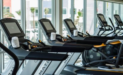 Opti-Fit Condo installation of gym equipment