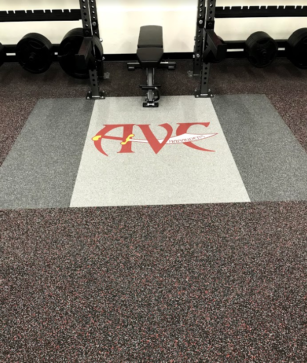 flooring for weight room